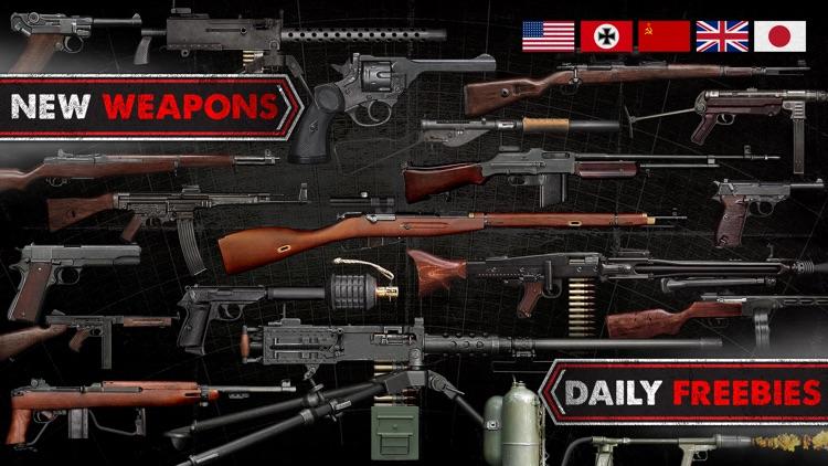Weaphones™ WW2 Firearms Sim screenshot-4