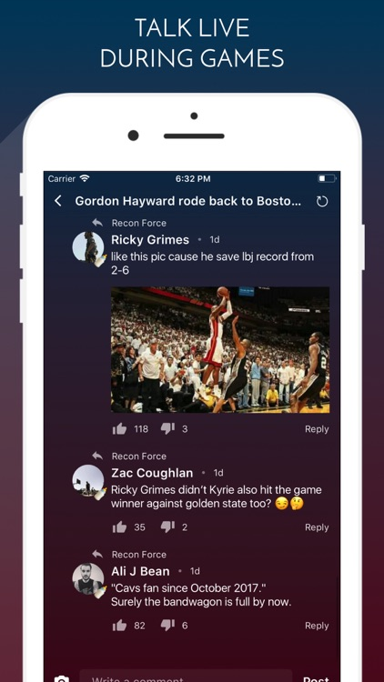 ClutchPoints - Live Sports