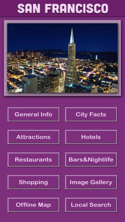 San Francisco Offline Tourism