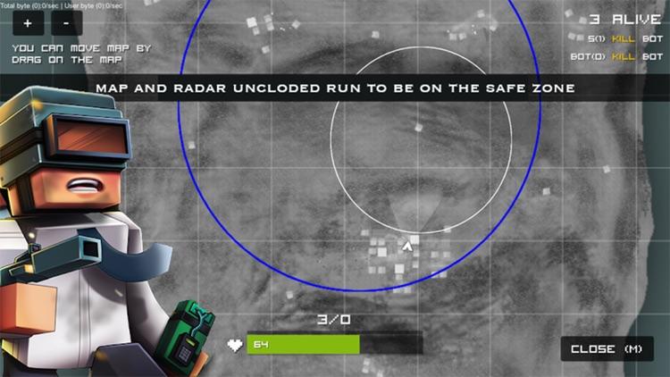 pixel unknown battle ground screenshot-6