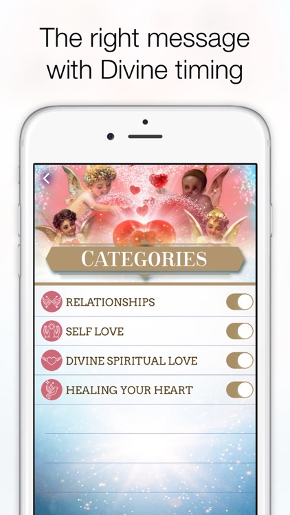 Romance Angels Guidance - Doreen Virtue screenshot-2