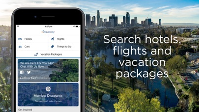 Travelocity Hotels Flights review screenshots