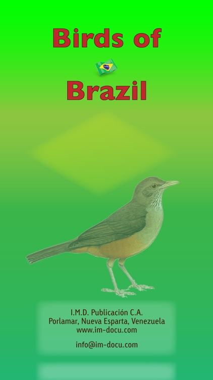 The Birds of Brazil screenshot-5