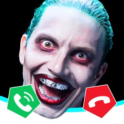 Scary Joker It Calling You!