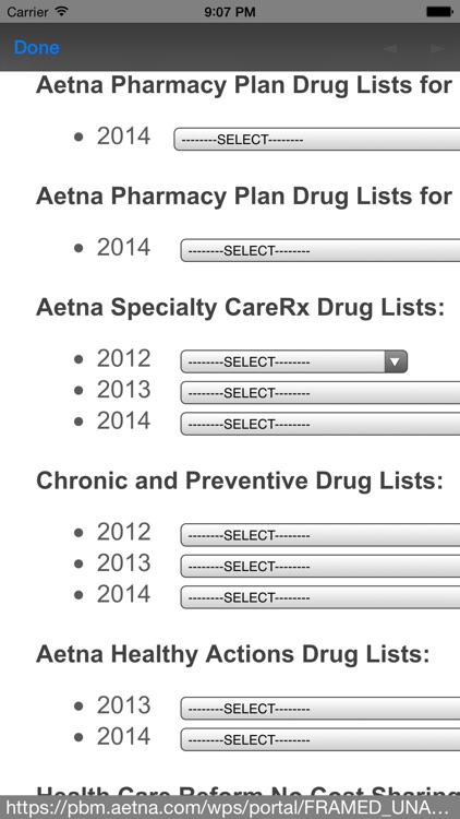 Formulary Medical screenshot-3