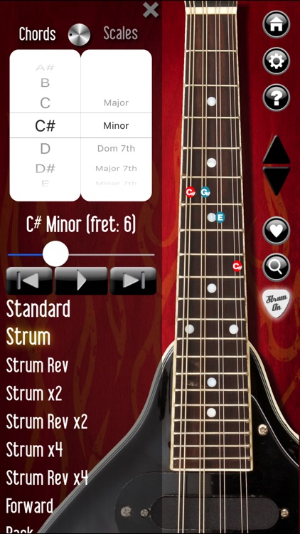 Mandolin Companion screenshot-2
