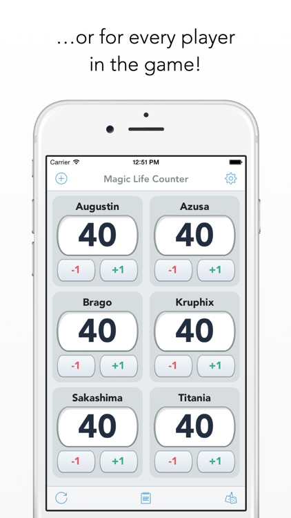 Magic Life Counter screenshot-3