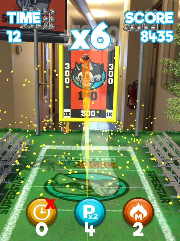 Backyard AR Kicker screenshot 5