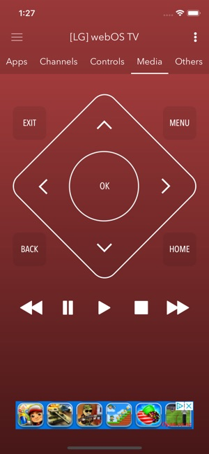Smart Remote for LG TV on the App Store