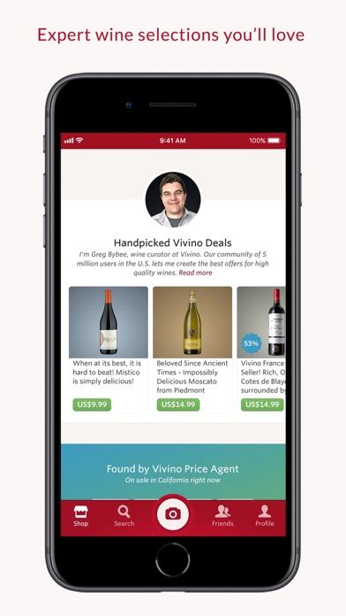 Vivino: Buy the Right Wine for Windows