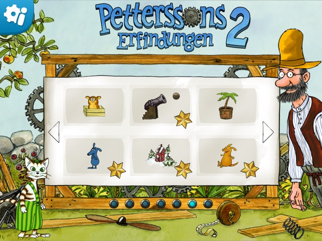 Petterssons Erfindungen 2 Screenshot