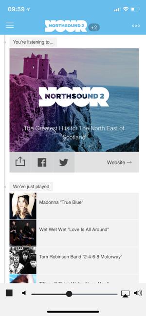 Northsound dating app