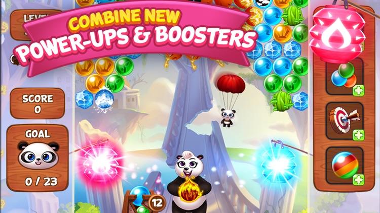 Panda Pop - Bubble Shooter screenshot-3