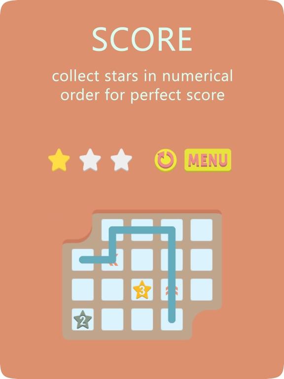 Walk the Line - Puzzle Game screenshot #2