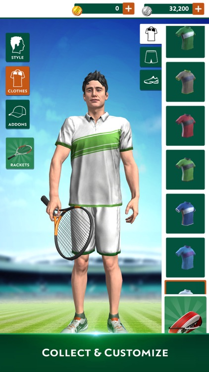 RG Tennis Champions screenshot-2