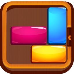 Unblock Candy blocks! - Classic block puzzle game