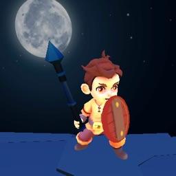 Fight under Moonlight