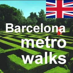 Barcelona Metro Walks - EN