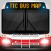TTC Bus Map - Shmanky