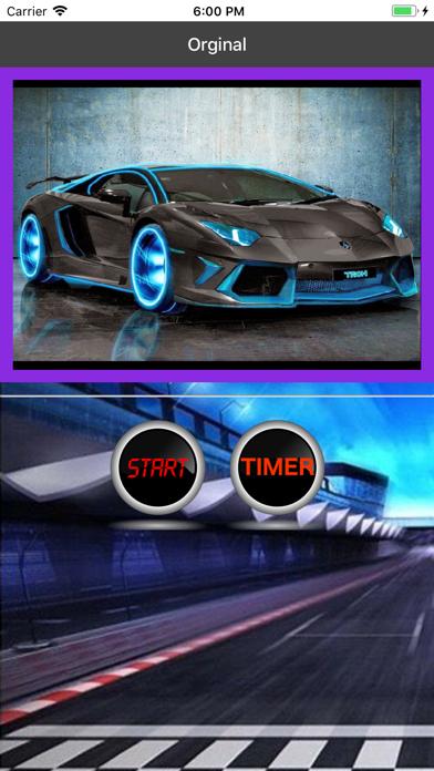 Lamborghini Game screenshot four