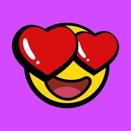 Lovemojis - Animated Stickers