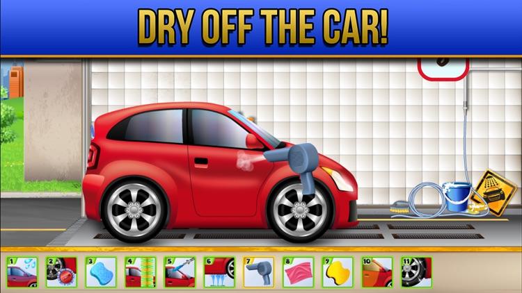 Little Car Wash Spa screenshot-9