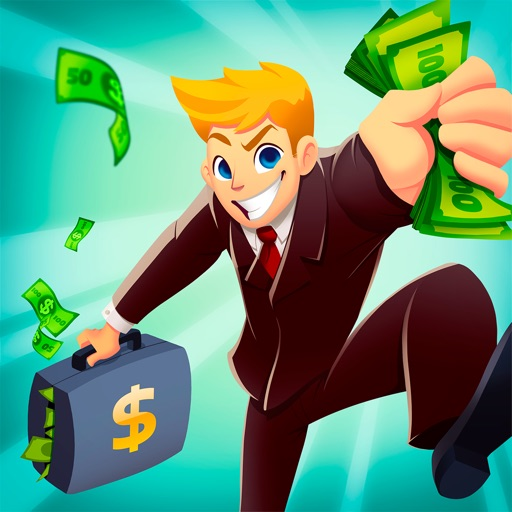 Burger Clicker Money Evolution iOS App