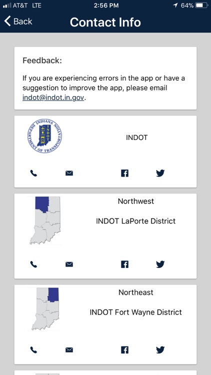 INDOT Mobile screenshot-3