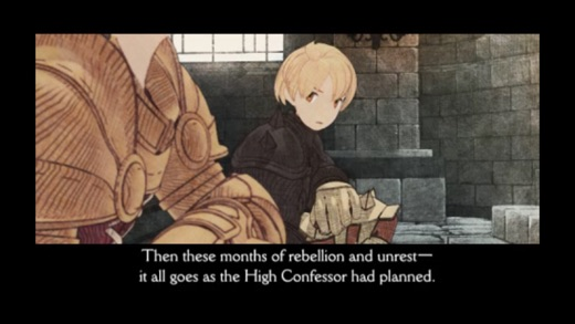 FINAL FANTASY TACTICS: THE WAR OF THE LIONS Screenshot