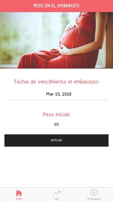 download Control del Peso Embarazo apps 2
