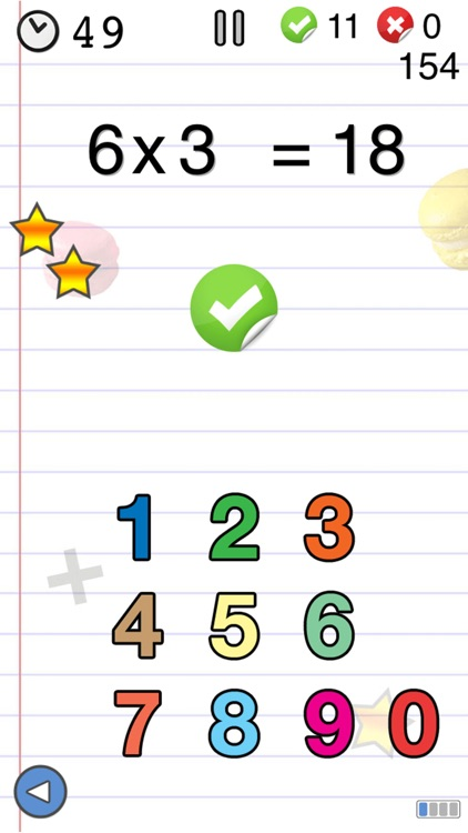 AB Math lite, games for kid screenshot-0