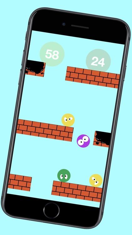 Smileys escape - arcade game screenshot-5