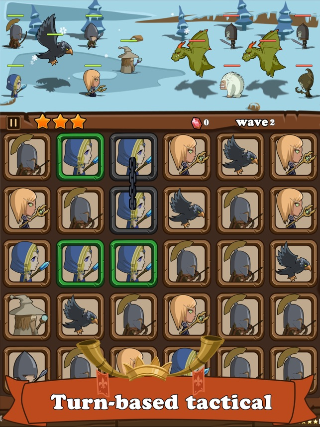 Schaf Legion - Rundenbasiertes RPG Spiele Screenshot