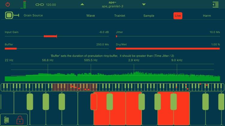 iPulsaret screenshot-3