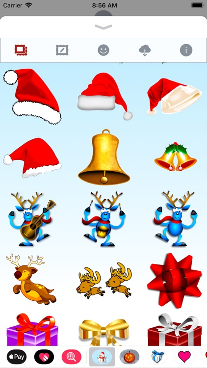 Merry Christmas • Stickers screenshot-5
