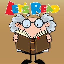 Lets Read Master reading books
