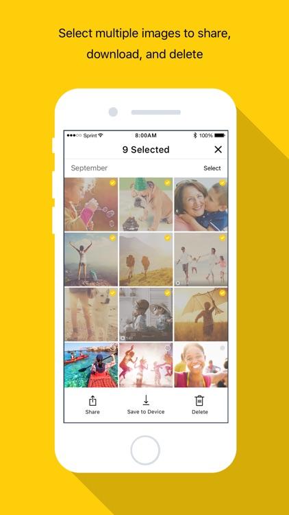 Sprint Complete Storage screenshot-4