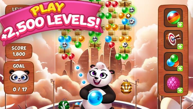 Panda Pop - Bubble Shooter screenshot-0