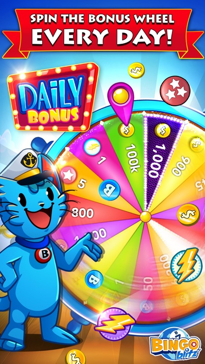 Bingo Blitz™ - Bingo Games screenshot-6