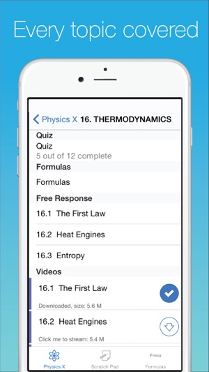 Physics X on the App Store