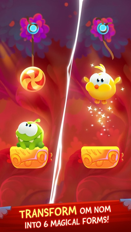 Cut the Rope: Magiс GOLD screenshot-1