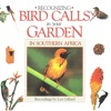 Bird Calls in your Garden in Southern Africa
