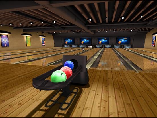Galaxy Bowling HD на iPad