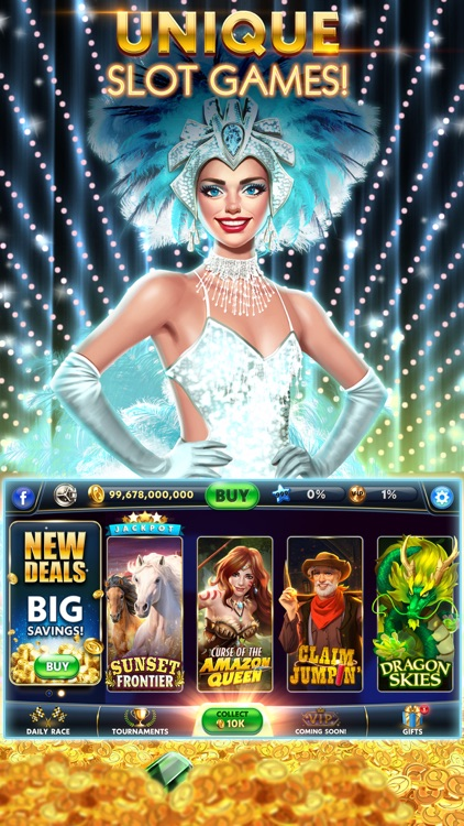 Vegas Blvd Slots: Casino Game
