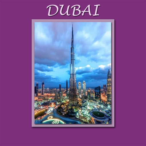Dubai City Offline Map Travel Guide