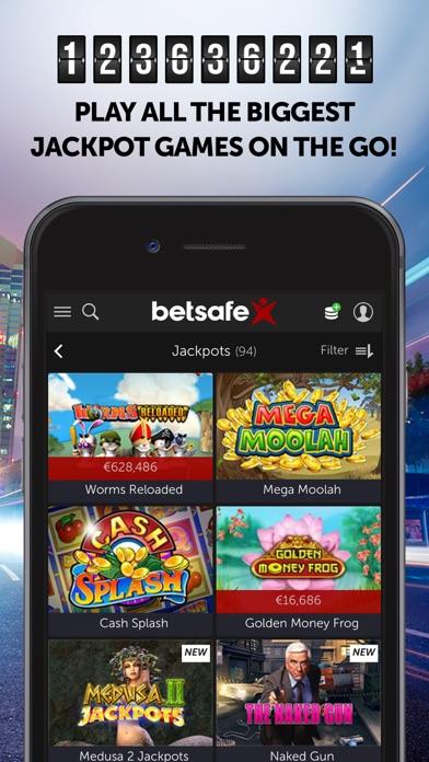 Betsafe Casino & Betting screenshot two