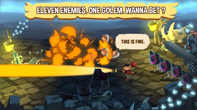 Golem Rage Screenshot 6