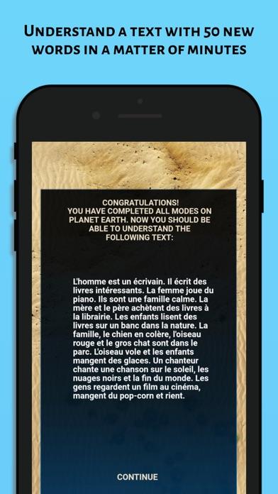LangJet: fun language learning screenshot three
