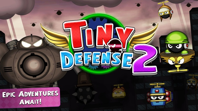 Tiny Defense 2 screenshot-4