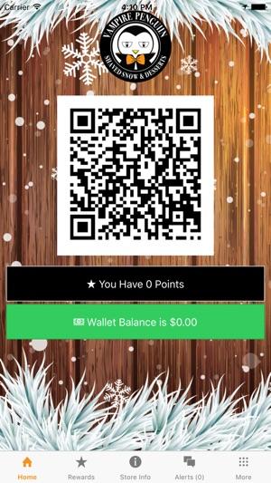 Vampire Penguin Rewards On The App Store